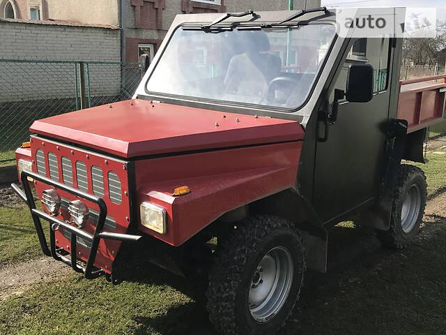 В Украине построили автомобиль за 4 тысячи долларов 1