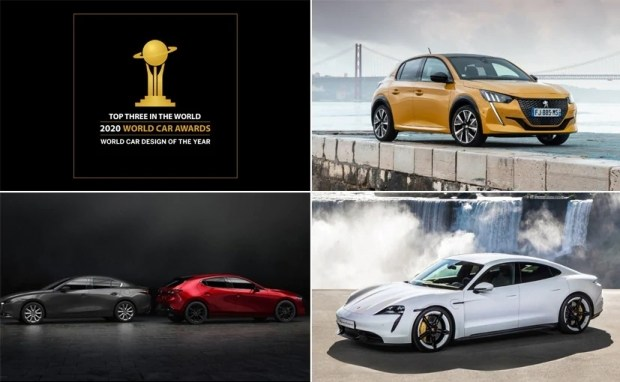 Названы все финалисты конкурса «Всемирный автомобиль года» 5
