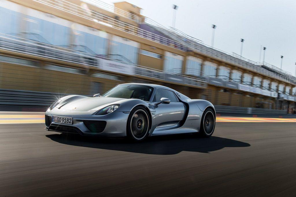 Porsche против выпуска электрических гиперкаров 1