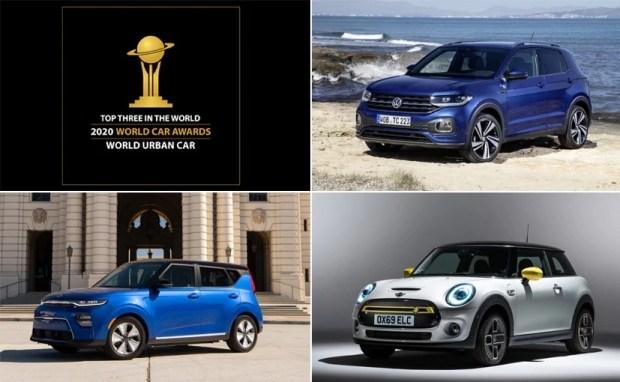 Названы все финалисты конкурса «Всемирный автомобиль года» 2