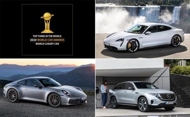 Названы все финалисты конкурса «Всемирный автомобиль года» 3