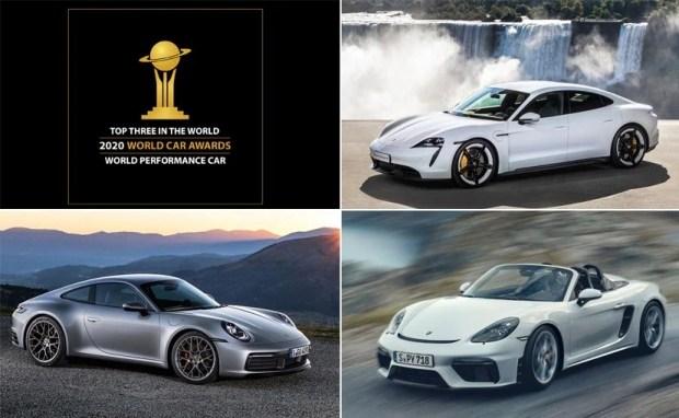 Названы все финалисты конкурса «Всемирный автомобиль года» 4