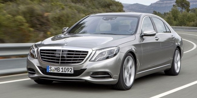 Mercedes-Benz прекратит производство S-класса 1