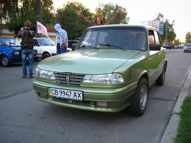 Как выглядит «Копейка» с передком от Daewoo 1