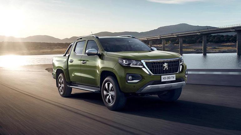 Новый пикап Peugeot Landtrek не появится в Европе и США 1