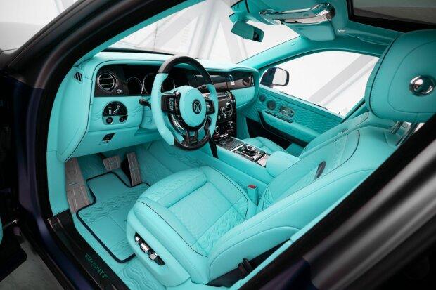 Rolls-Royce Cullinan получил «цыганский» тюнинг 2