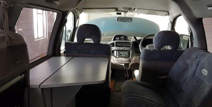 В Казахстане продают шестиколесный вездеход на базе Mitsubishi Delica 2
