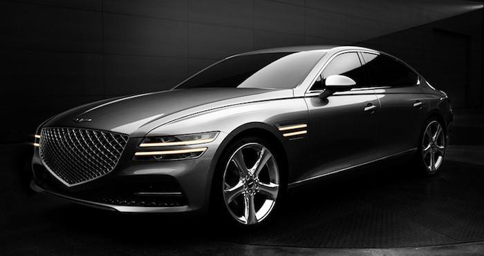 Genesis представила «убийцу» Audi A7 1