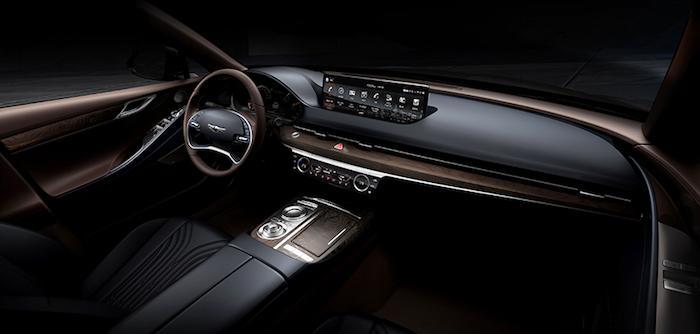 Genesis представила «убийцу» Audi A7 2