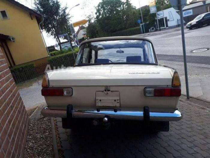 В Германии продают старенький «Москвич» 2