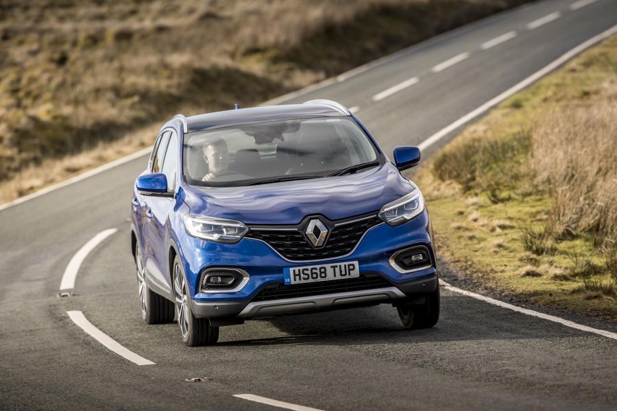 «Слегка помолодевший»: тест-драйв рестайлингового Renault Kadjar 1