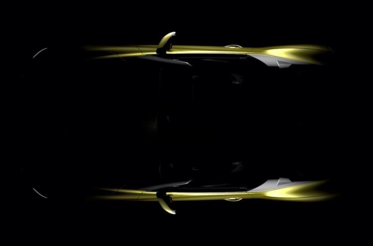 Bentley презентовал тизер своей самой дорогой модели 1