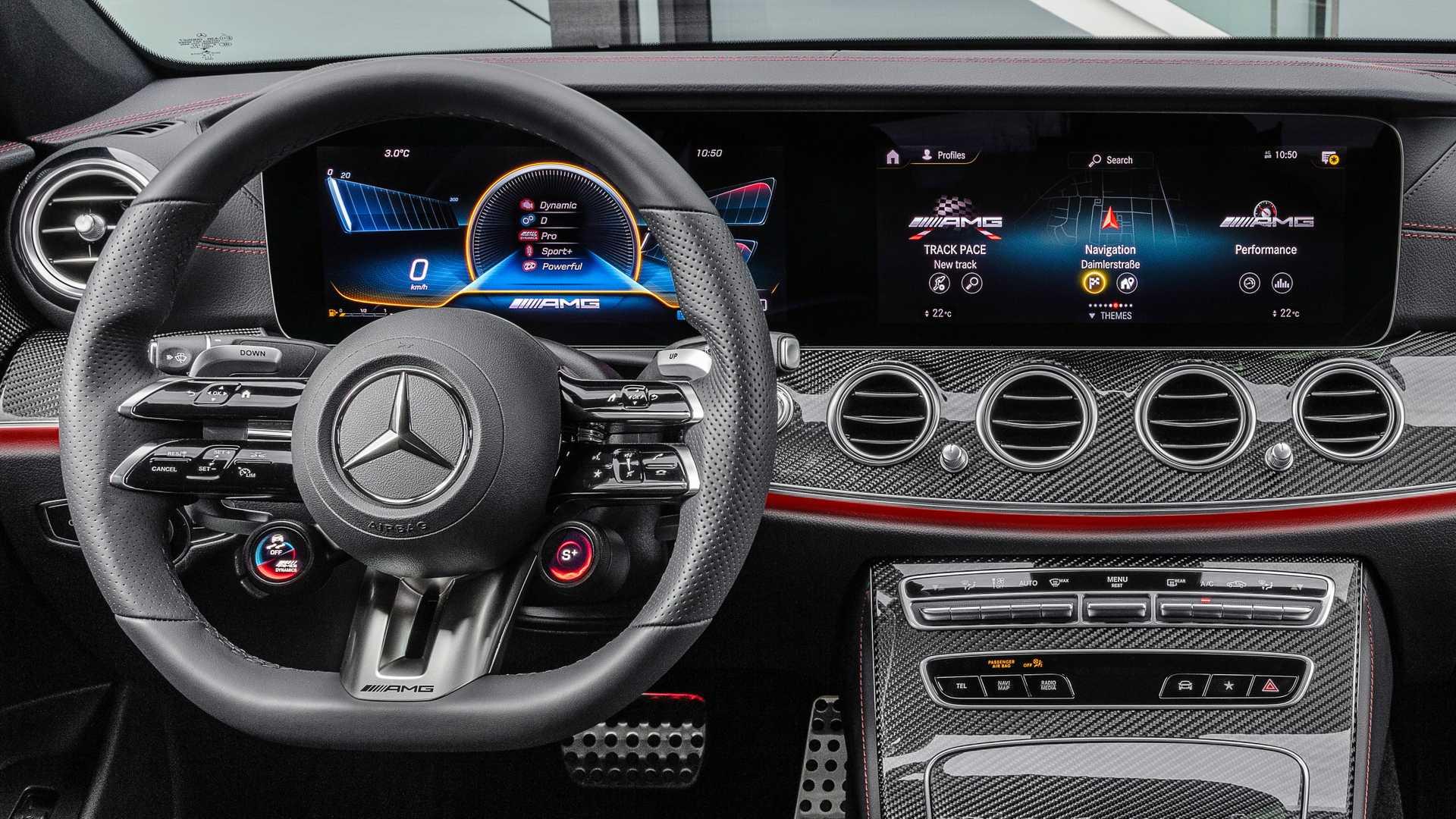 Mercedes-Benz E-класса полностью обновился 4