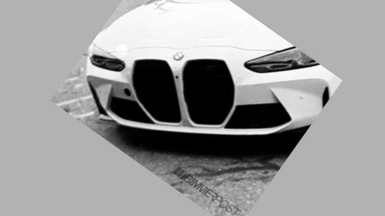 Новый BMW M3 показался в Сети 1