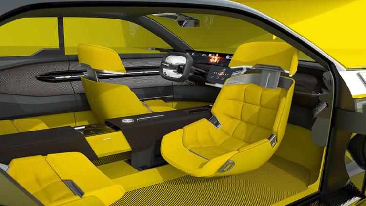 Компания Renault презентовала «дальнобойный» электромобиль 2