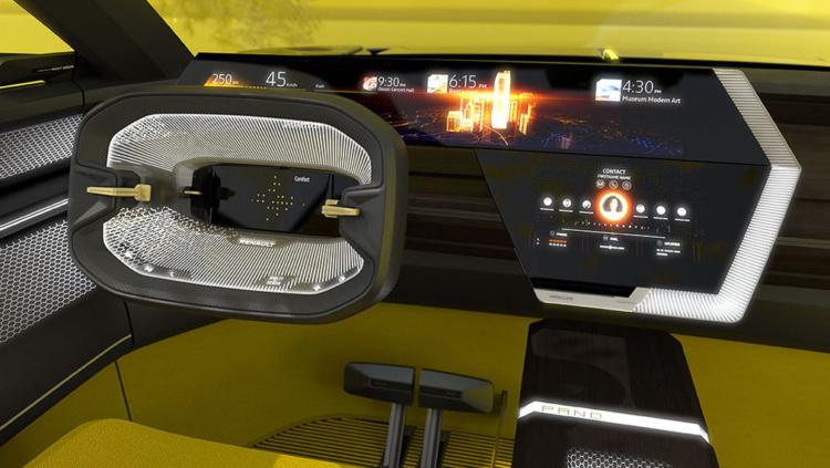 Компания Renault презентовала «дальнобойный» электромобиль 3