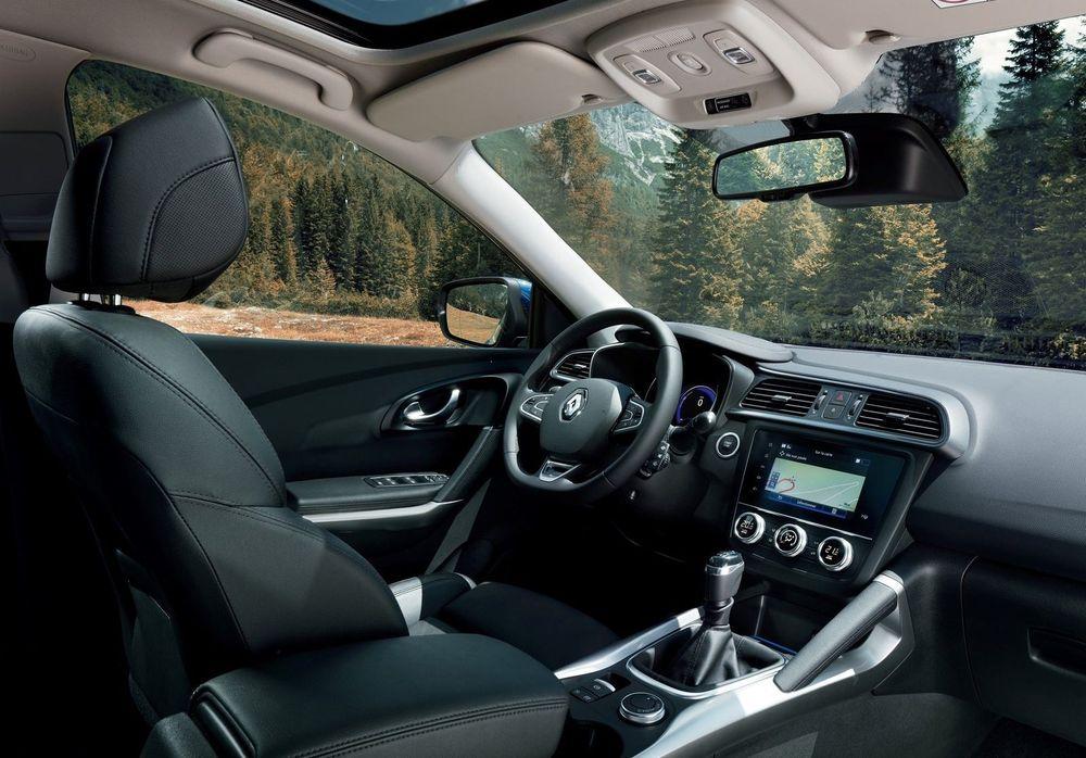 «Слегка помолодевший»: тест-драйв рестайлингового Renault Kadjar 2