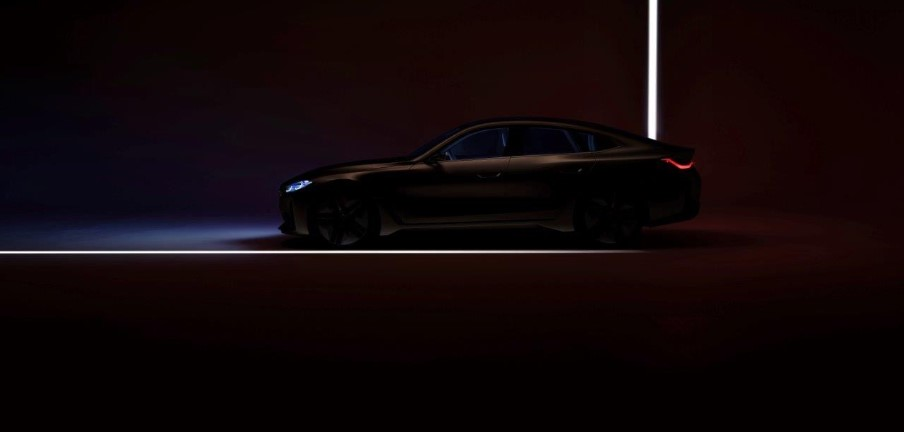 BMW проведет онлайн-презентацию электромобиля i4 1