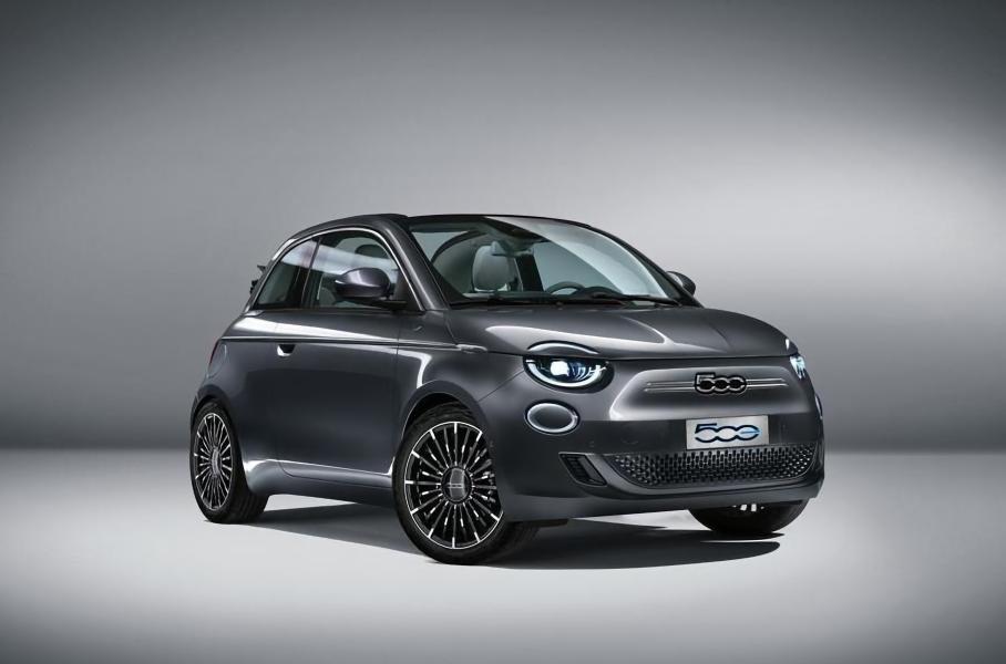 Раскрыта внешность нового Fiat 500 1