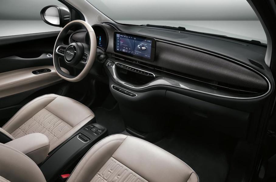 Раскрыта внешность нового Fiat 500 2