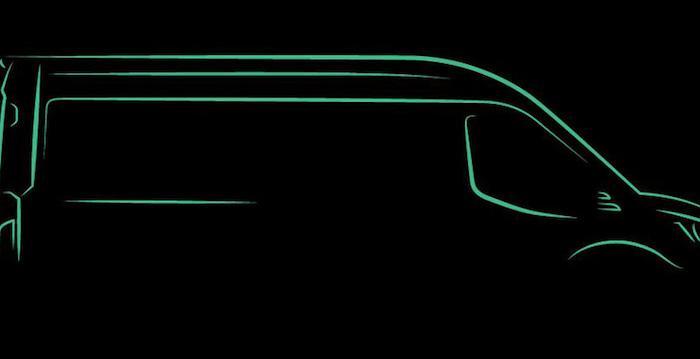 Ford Transit обзаведется электрической версией 1