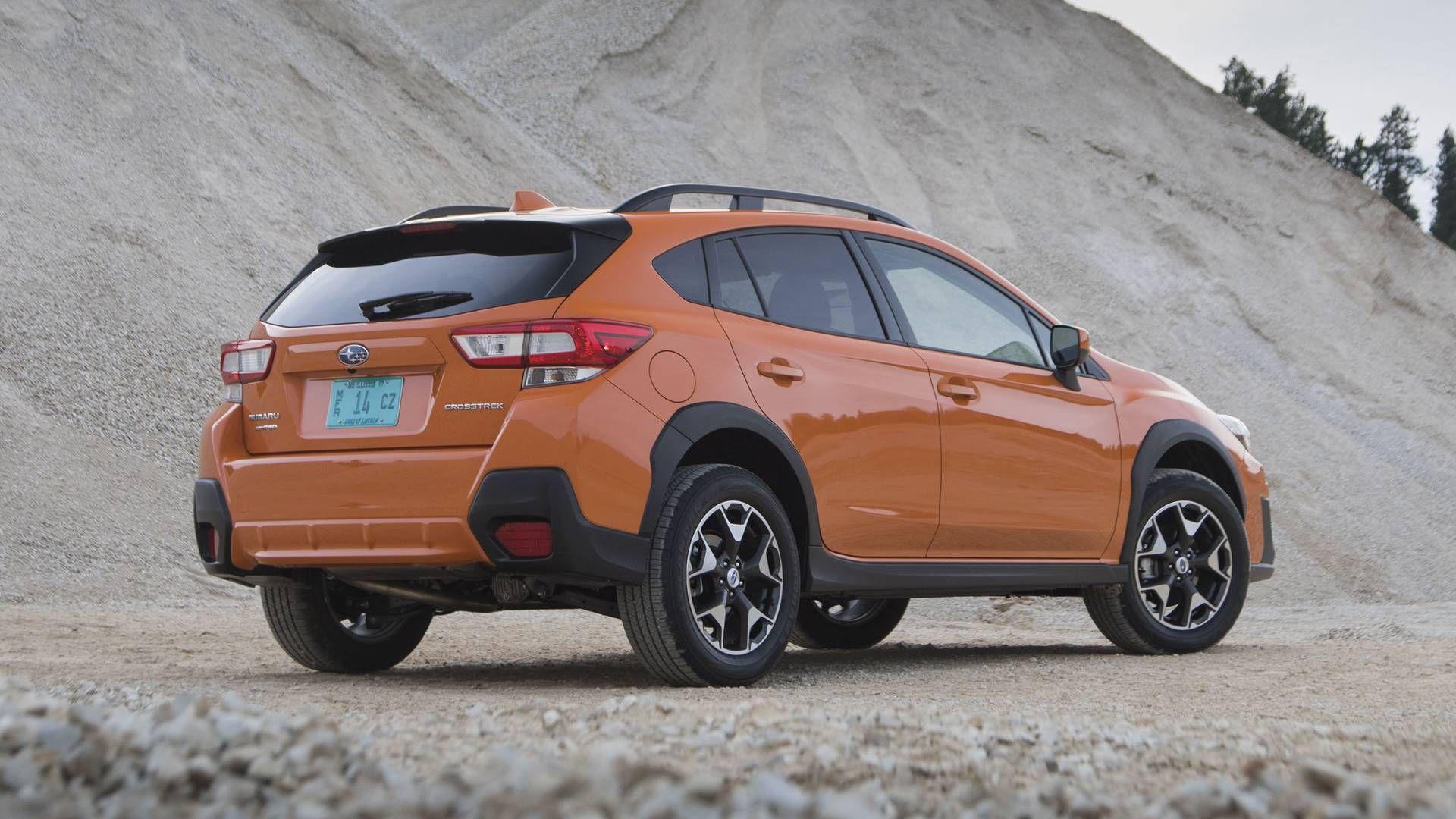 Кроссовер Subaru Crosstrek станет гораздо мощнее 1