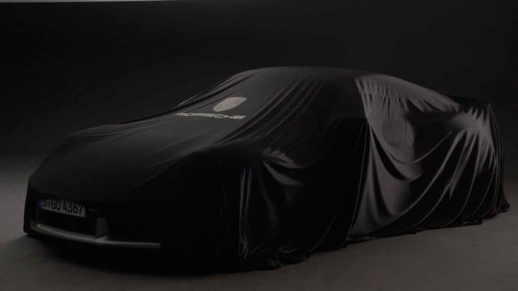 Porsche презентует самую мощную версию спорткара 911 1