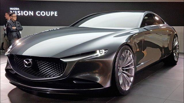 Как может выглядеть новая Mazda6 1