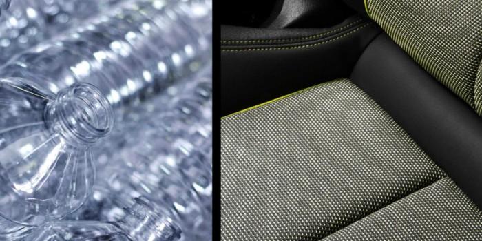 Новый Audi A3 получит детали из пластиковых бутылок 1