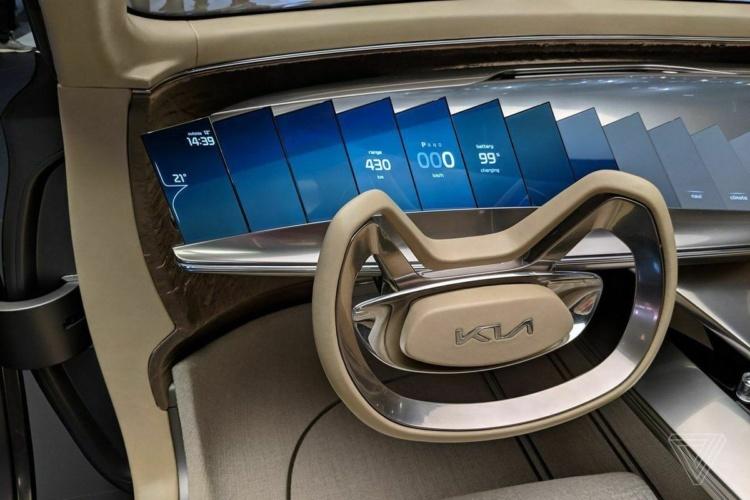 Компания Kia сменит логотип 1