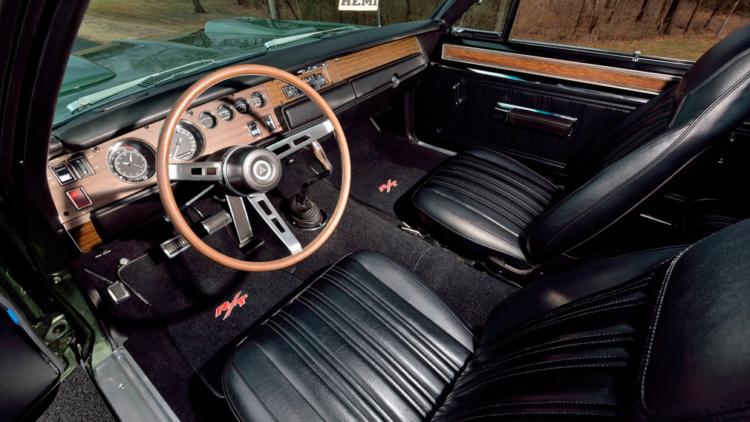 Редчайший 50-летний Dodge Coronet R/T пустят с молотка 4
