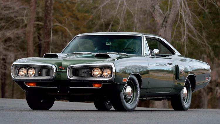 Редчайший 50-летний Dodge Coronet R/T пустят с молотка 1