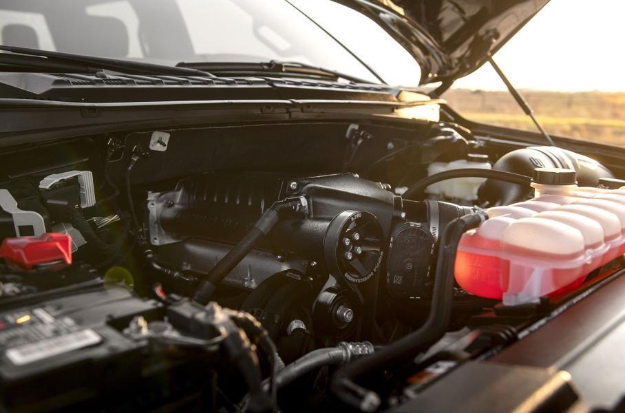 Ford F-150 оснастили 786-сильным агрегатом 1