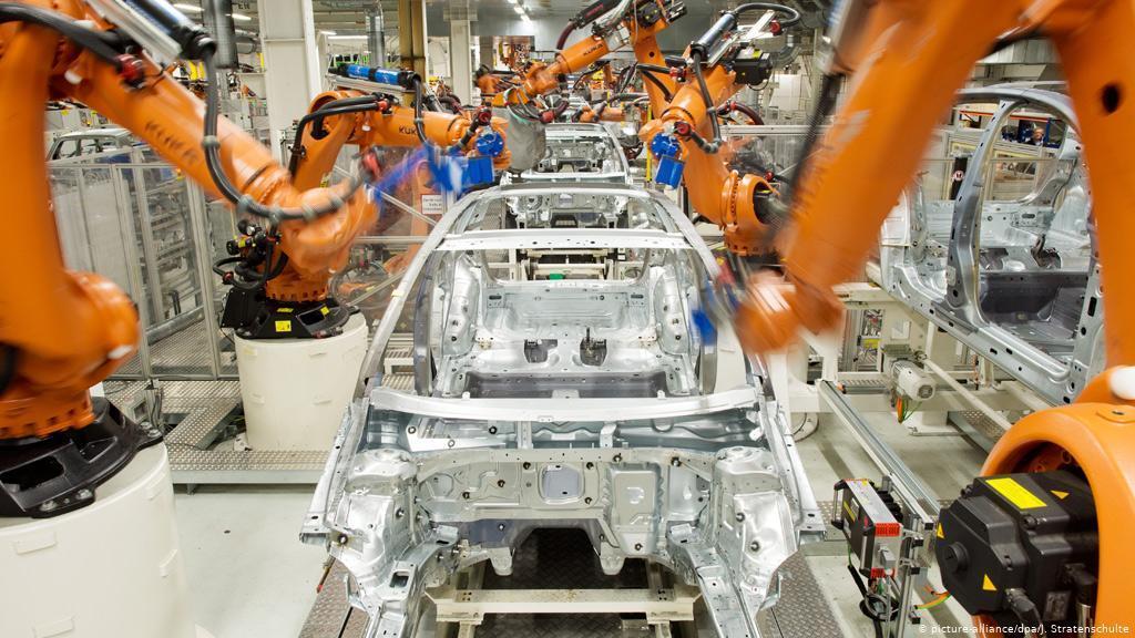 Электрокары сокращают рабочие места 1