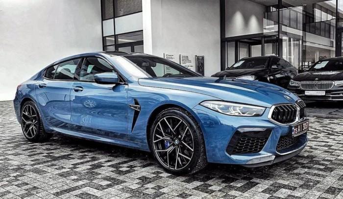 Самый крутой седан BMW уже в Украине 1