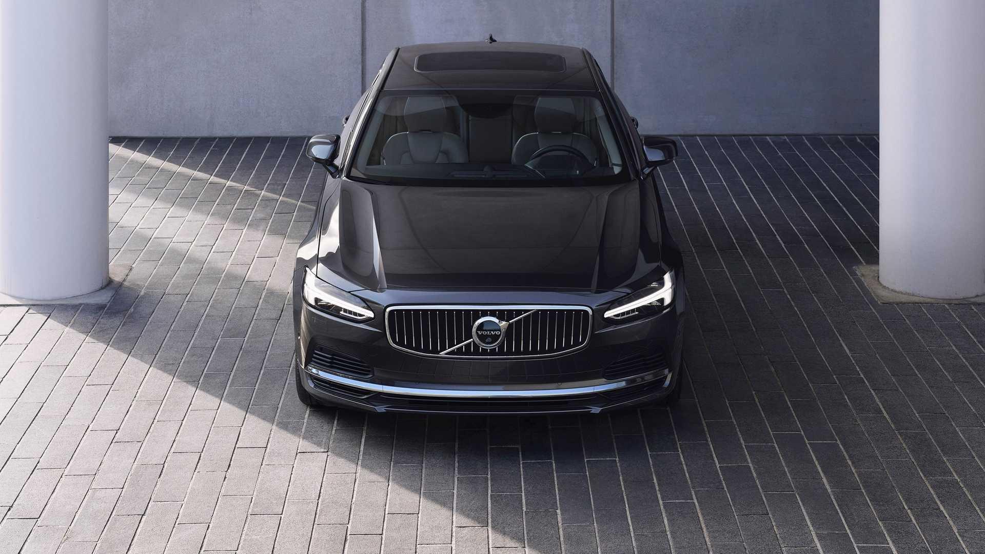 Флагманские Volvo обновились и научились имитировать джаз-клуб 1