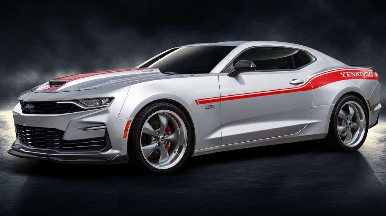 Chevrolet Camaro получит мощность в 1013 лошадиных сил 1