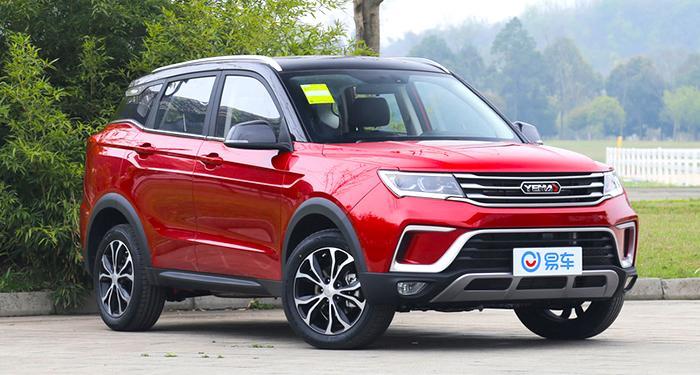 Дешёвый конкурент Kia Seltos в Китае пережил обновление 1