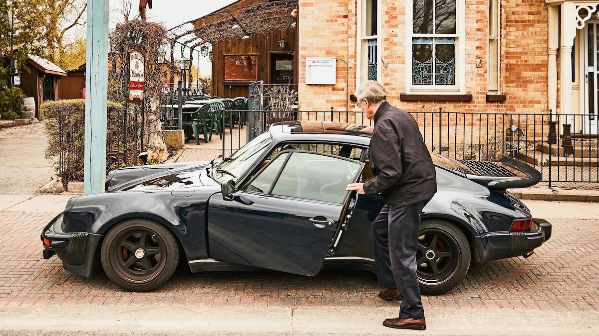 Найден Porsche 911, который проехал 1,2 миллиона километров за 44 года 1