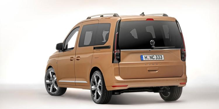 Новый Volkswagen Caddy рассекречен до премьеры 2