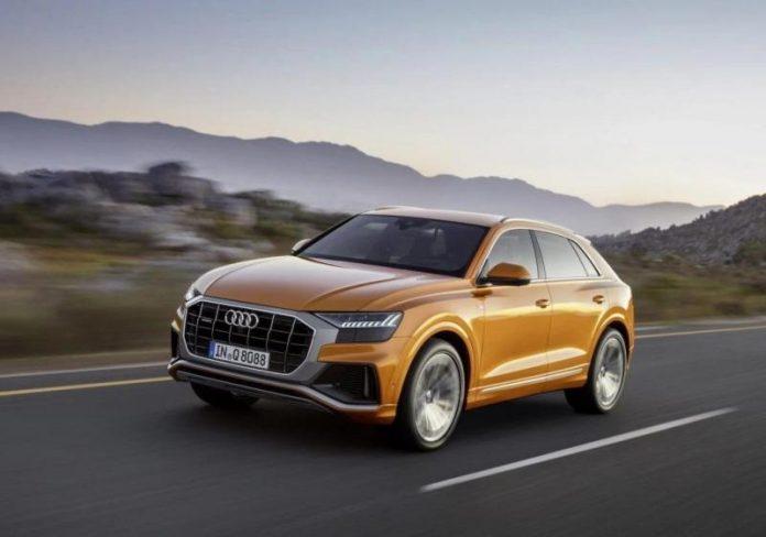 Audi выпустит кроссовер Q9 1