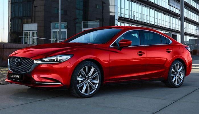Новая Mazda6 появится не раньше 2022 года 1