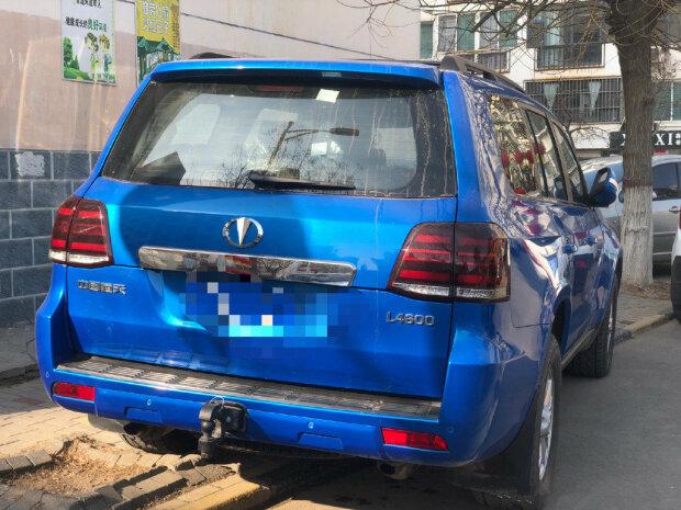В Китае построили точную копию Lexus за 30 тысяч долларов 1