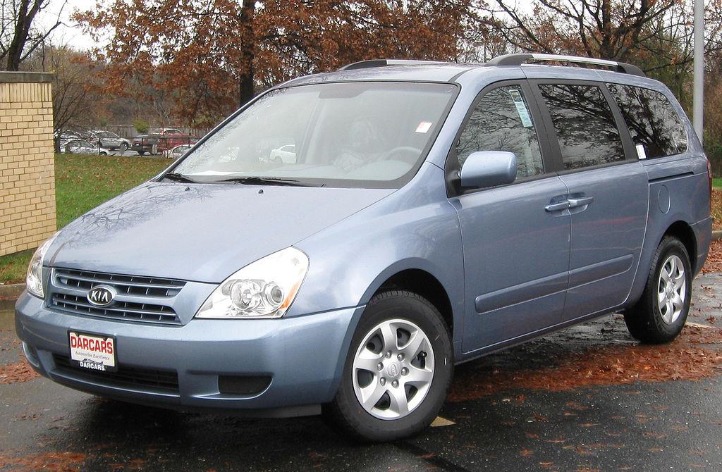 Компания Kia объявила масштабный отзыв автомобилей 1
