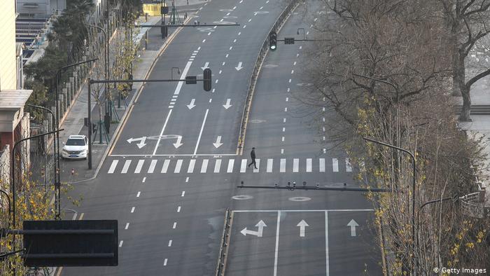 В Китае ввели запрет на пользование личными автомобилями 1