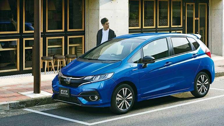 Honda раскрыла сведения о гибридном Jazz 1