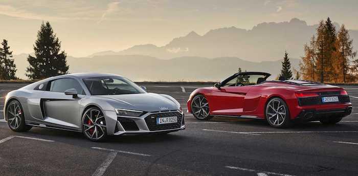 Audi R8 нового поколения станет электрическим 1