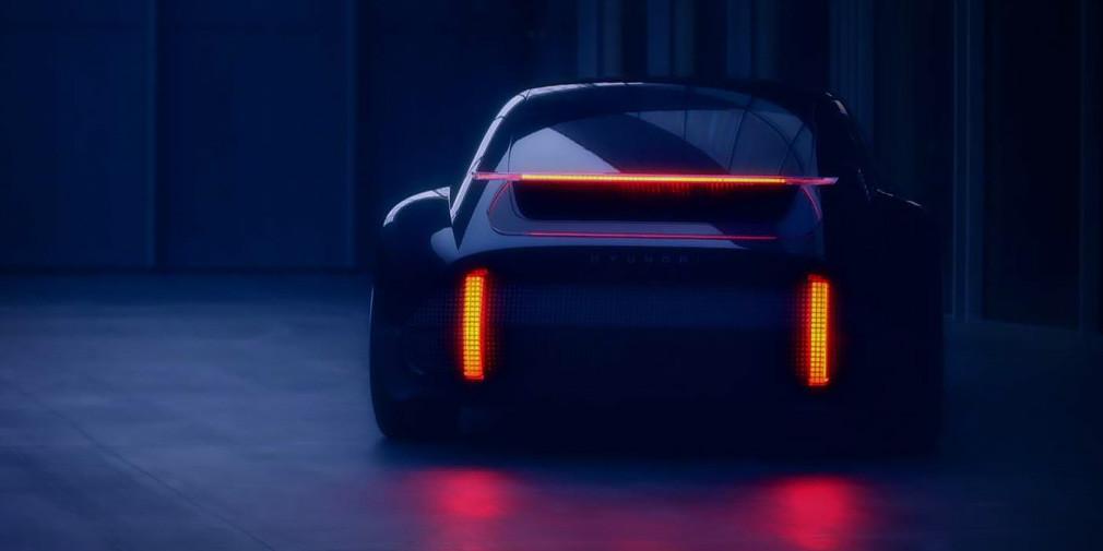 Hyundai привезет в Женеву «пророческий» автомобиль 1