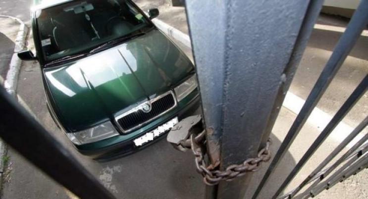 Каждый двадцатый автомобиль в Украине находится в залоге или под арестом 1