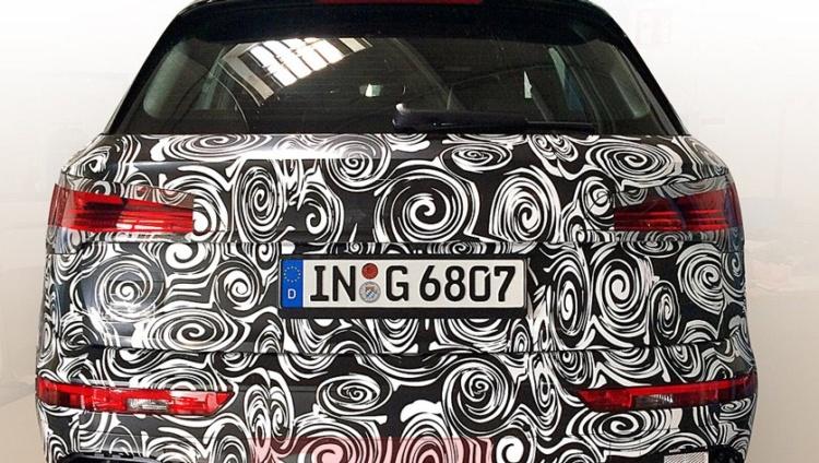 Раскрыты сведения о новом Audi Q5 1